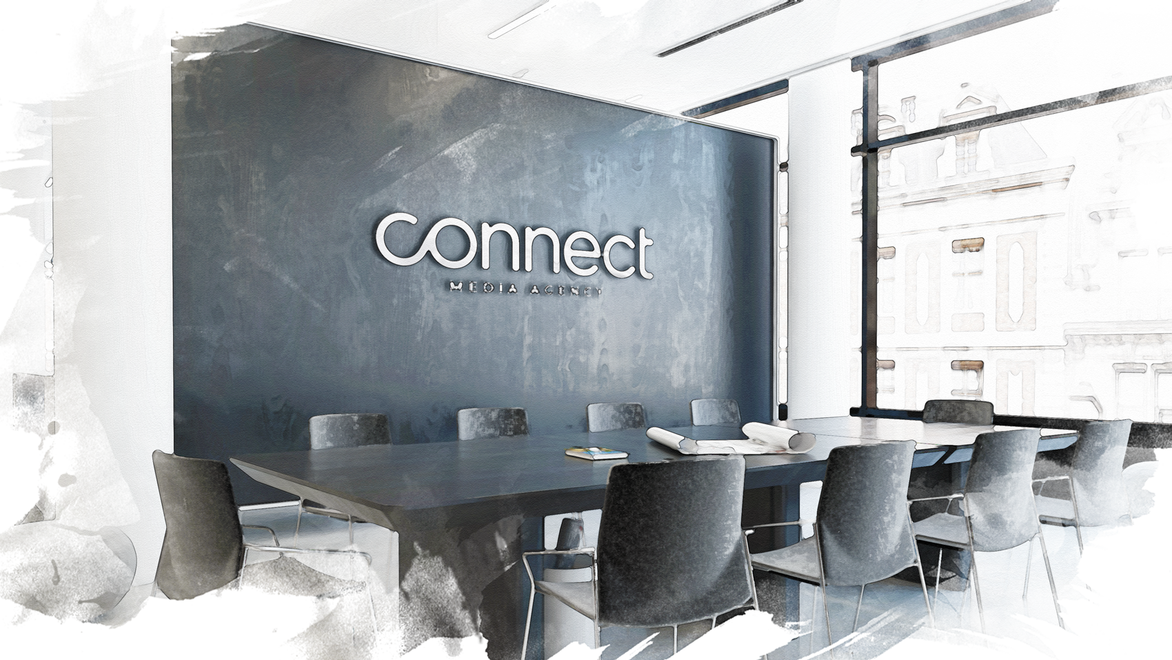 connect media agency office