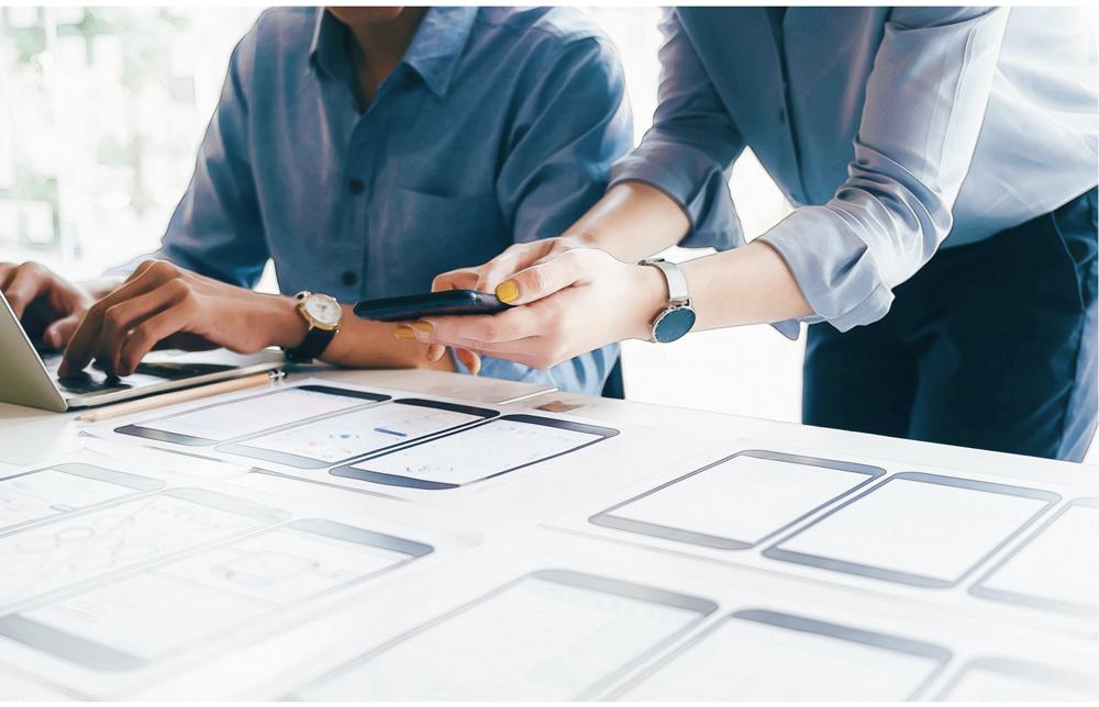 website design plan, responsive design, mobile friendly
